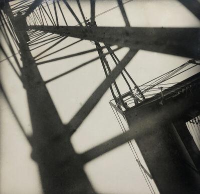 Jaroslav Rössler, ''Konstrukce' (Eiffel Tower)', 1928