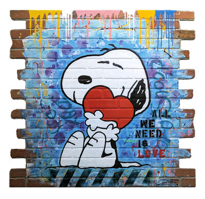 JOZZA, 'ALL WE NEED IS LOVE (SNOOPY)', 2019