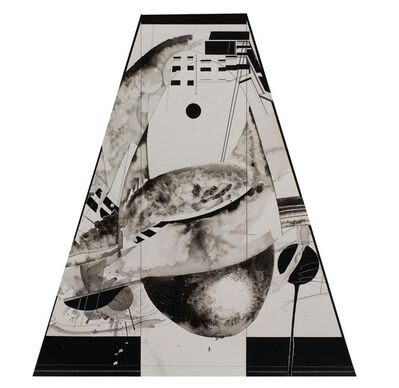 Hiroki Tsukuda, 'Untitled_bots04', 2014