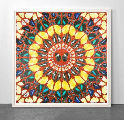 Damien Hirst, 'Psalm - Benedicam Domino (glitter)', 2015