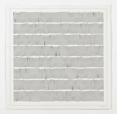 Manfred Mohr, 'P-052-c (Quark Lines)', 1970