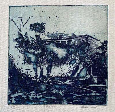 Robert Birmelin, '4 Animals', 20th Century