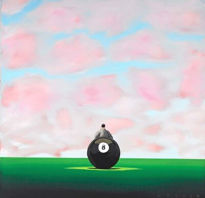Robert Deyber, 'Behind the Eight Ball', 2007