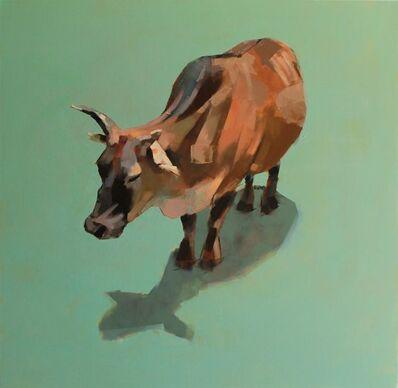 Steven Lindsay, 'Sacred Cow, Hong Kong', 2018