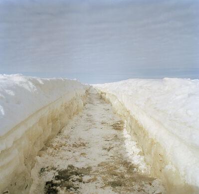 Antti Laitinen, 'Attempt to split the Sea', 2006