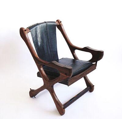 Don Shoemaker, 'Sling Swinger Chair', ca. 1960