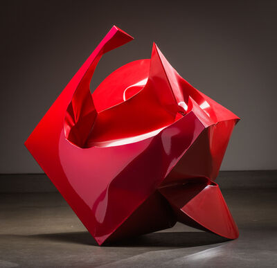 Jeremy Thomas, 'Phematic Red', 2017