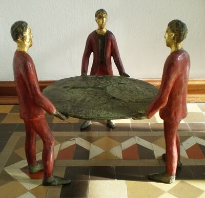 Roberto Barni, 'Atto-mutto (rosso)', 2006