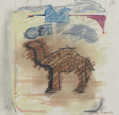 Larry Rivers, 'Cream Camels', 1980