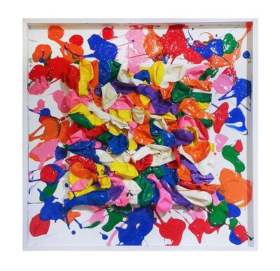 Guyla, 'Pollock's Ballons', 2021