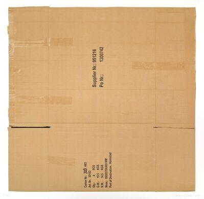 Matias Faldbakken, 'Box 3 ', 2014