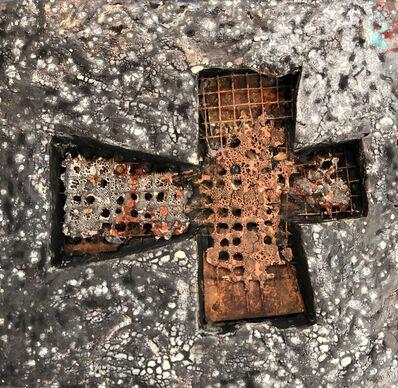 MaryLou Alberetti, 'Fallen Cross', 2020