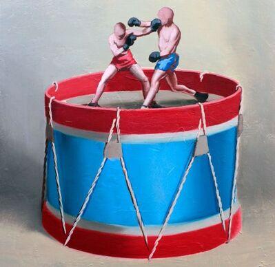 Mihael Milunovic, 'Drum Fight ', 2018