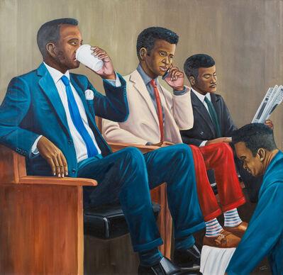 Zemba Musiri Lutanda Luzamba, 'New generation', 2017