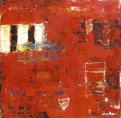 Bill Fisher, 'Untitled Red', 2007