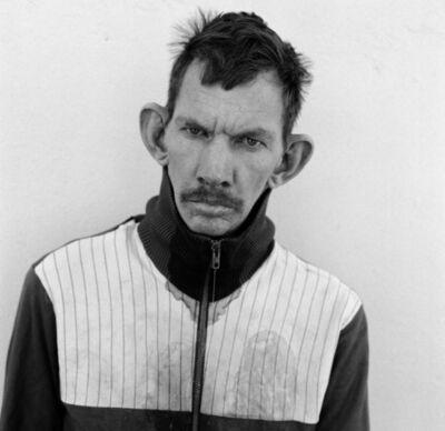 Roger Ballen, 'Gardener, Western Transvaal', 1993