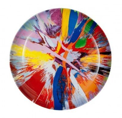 Damien Hirst, 'Spin plate', 2012
