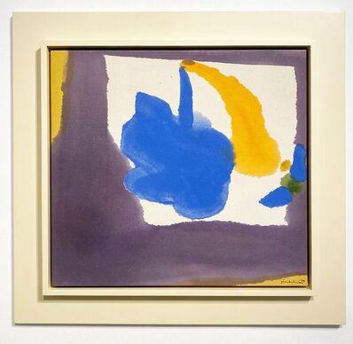 Helen Frankenthaler, 'Mauve Frame', 1969