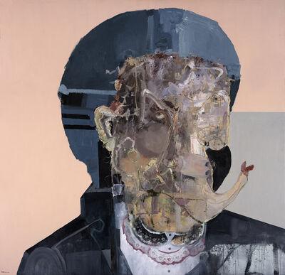 Bastiaan van Stenis, 'The woman who nose', 2018