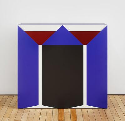 Strauss Bourque-LaFrance, 'Split Vision: Martini', 2014