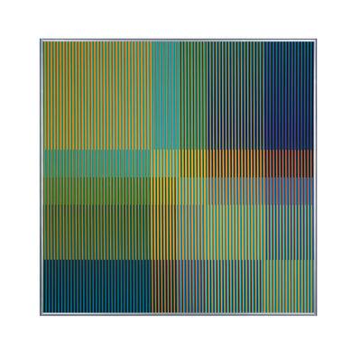 Carlos Cruz-Diez, 'Physichromie 1944, Paris', 2014