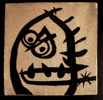 Joan Miró, 'Placa Miro-Artigas', ca. 1980