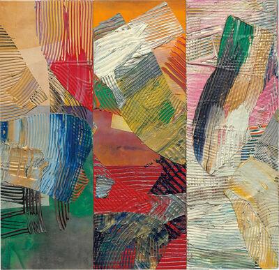 Sam Gilliam, 'Color Flag', 1993
