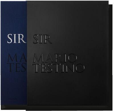 Mario Testino, 'Sir Mario Testino', 2015