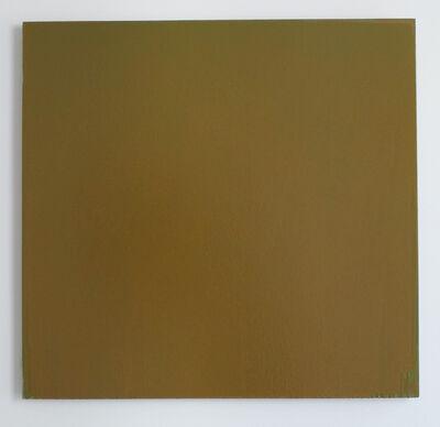 Joseph Marioni, 'Ochre Painting', 2013