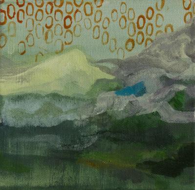 Ananda Kesler, 'Be a Mountain', 2016