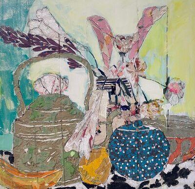 Mersuka Dopazo, 'Blue Tea', 2020