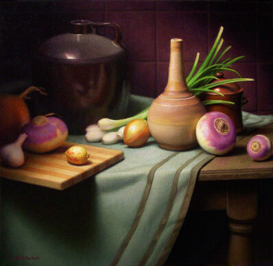 Michael Chelich, 'Still Life with Turnips', 2017
