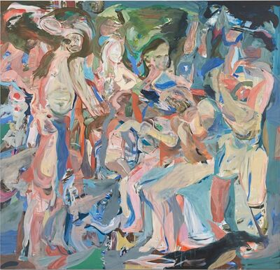 Cecily Brown, 'The Young and the Restless', 2014