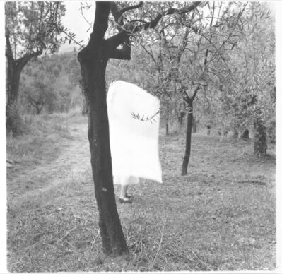 Francesca Woodman, 'From several cloudy days, Italy', 1977-1978