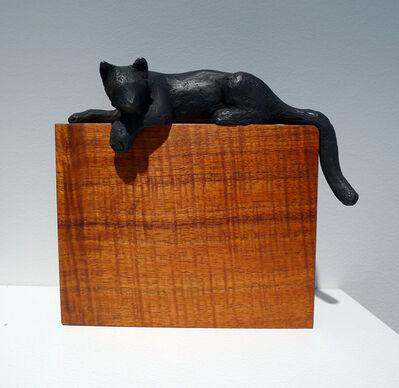 Gwynn Murrill, 'Maquette 1 Cougar I 1/9'