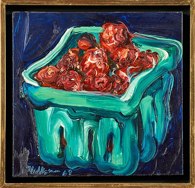 Raoul Middleman, 'Strawberries', 1968