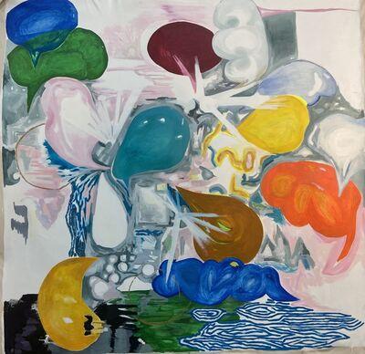 Alejandra Seeber, 'Big bubbles', 2020