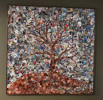 "Lev ""Lever"" Rukhin, 'Lapsarian Tree', 2019"