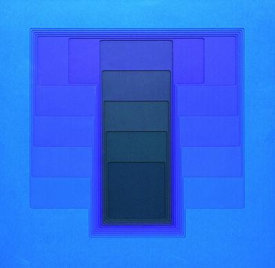 Karl Gerstner, 'Sound color 29', 1973