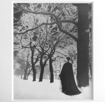 Maurice Tabard, 'Untitled ( Solarized Landscape)', 1947