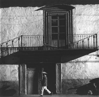 Brett Weston, 'Balcony, Mexico', 1973