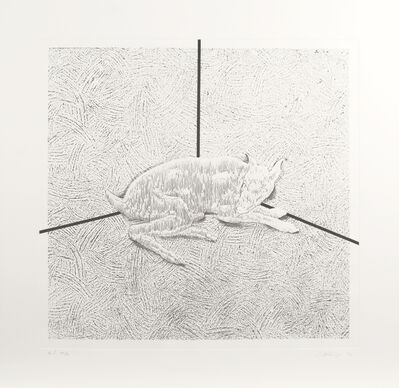 Richard Artschwager, 'Intersect', 1992