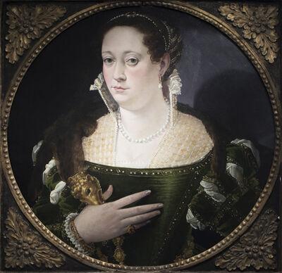 Bartolomeo Passarotti, 'Portrait of a lady'