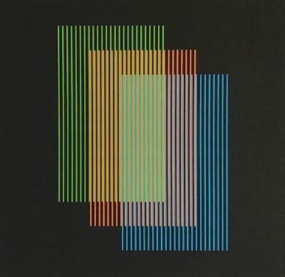 Carlos Cruz-Diez, 'Color Aditivo Ramblas', 2012