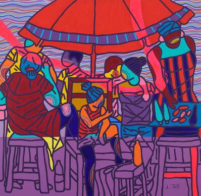 Ajarb Bernard Ategwa, 'Mami Corn', 2018