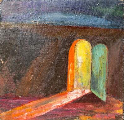 Hajimirza Farzaliyev, 'The Door', 1995