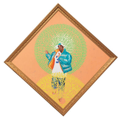 Kehinde Wiley, 'Easter Realness 6', 2004