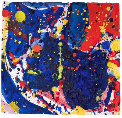 Sam Francis, 'Composition in Red, Blue and Yellow', ca. 1960