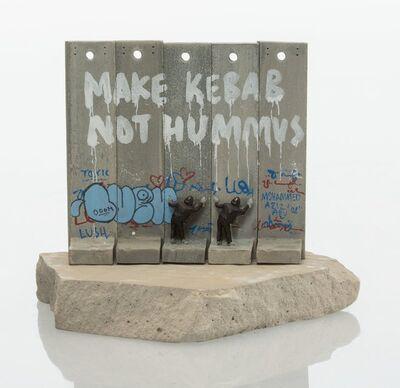 Banksy, 'Souvenir Wall Section', 2018