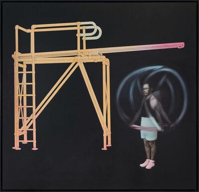 Erol Eskici, 'Gym', 2018